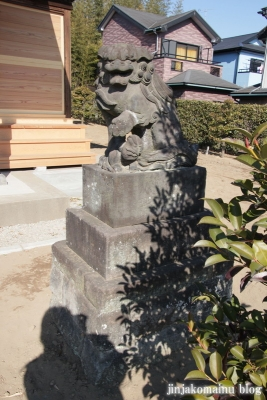 鷲神社(春日部市小淵)19