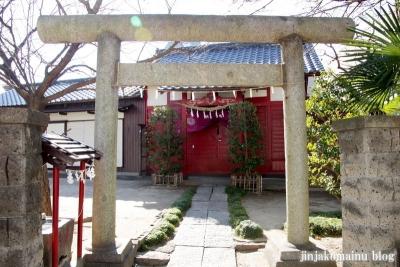 秋葉社(春日部市中央)2
