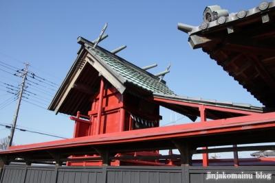 神明神社(春日部市増戸)6