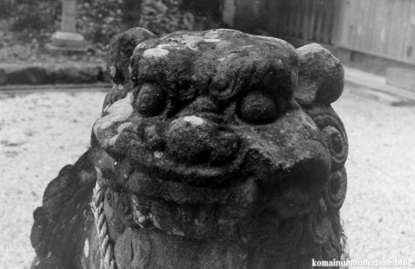 宗像神社(桜井市外山)4