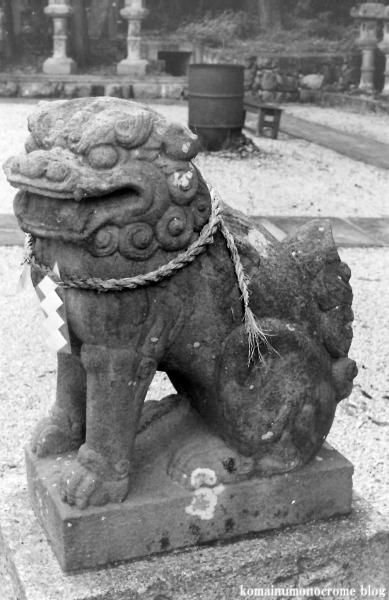 宗像神社(桜井市外山)1