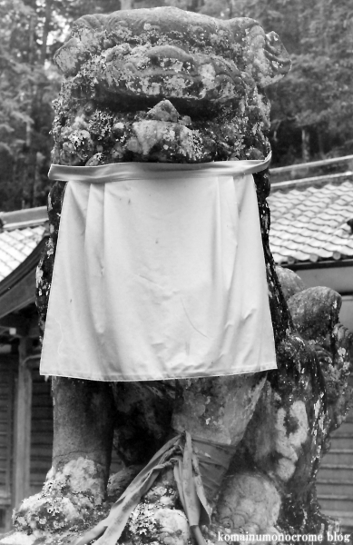 等彌(とみ)神社(桜井市桜井) 2