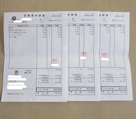 フィラリア検査170420