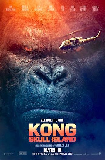 Kong Poster