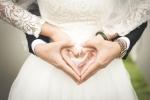 結婚は、二人の願いと願いが、潜在意識、阿頼耶識で重なり合って達成されます