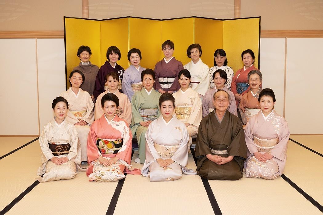 第7回秋津島の会集合写真